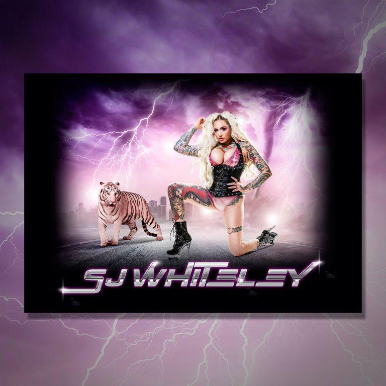 SJ WHITELEY ⚡️ MODEL • MUSICIAN • PRESENTER
